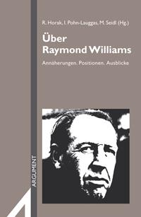Raymond Williams_AS314_Umschlag.indd